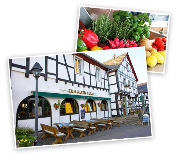 """Restaurant """"Zum Alten Turm"""""""